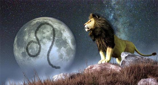 Полная Луна во Льве