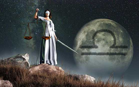 Затмение Луны в Весах
