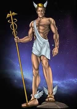 Посланец богов Меркурий