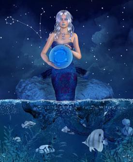 Затмение Луны в Рыбах