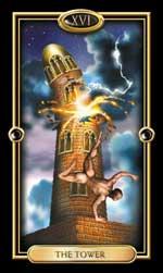 Таро гадание башня гадание на картах таро манара бесплатно